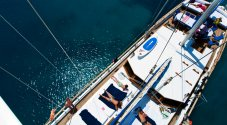 Luxury & comfortable sailing